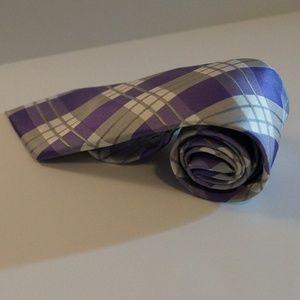 Croft & Barrow 100% Silk Tie